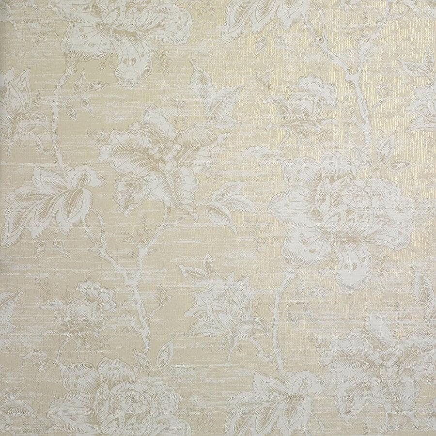 papier peint floraly nobilis. Black Bedroom Furniture Sets. Home Design Ideas