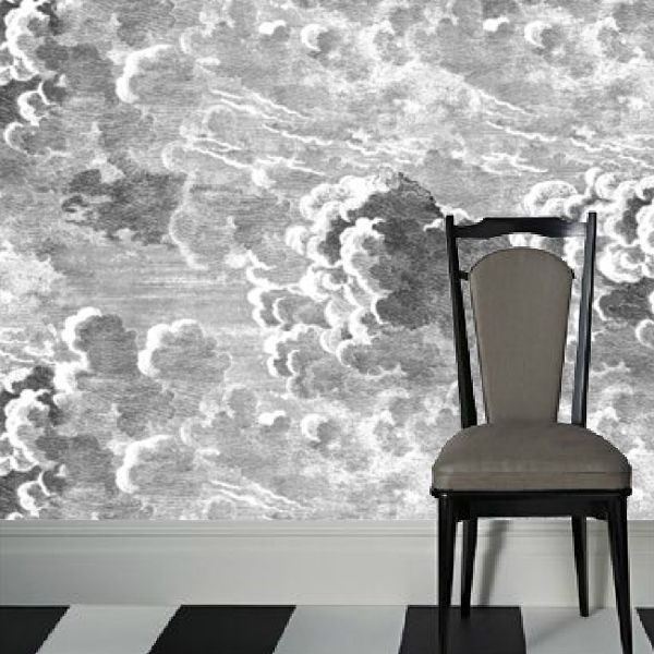 panneau nuvole fornasetti cole and son. Black Bedroom Furniture Sets. Home Design Ideas