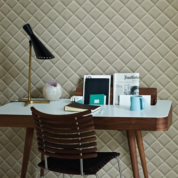papier peint cabretta vinyl osborne and little. Black Bedroom Furniture Sets. Home Design Ideas