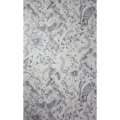 Papier peint Kayyam Chartreuse/Grey Osborne and Little