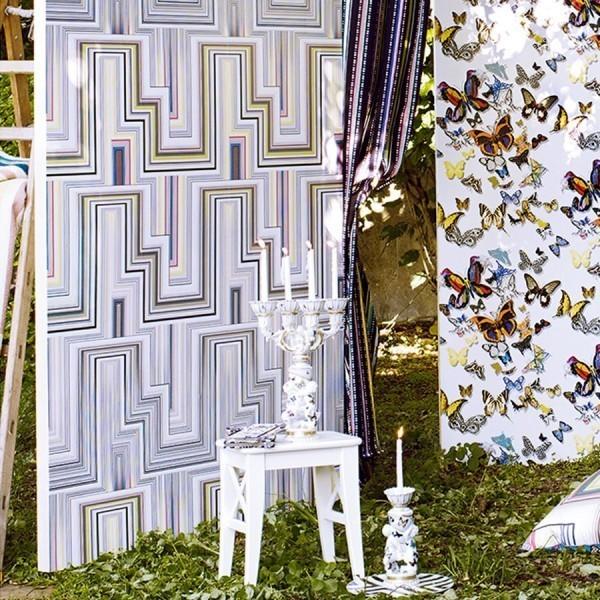papier peint abstract malachite christian lacroix. Black Bedroom Furniture Sets. Home Design Ideas