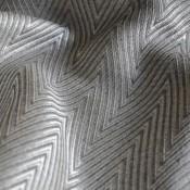 Tissu Poisson d'Argent Azur Antoine d'Albiousse