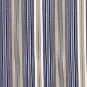 Tissu Merripen Stripe Blue Mulberry
