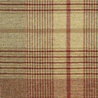 Laine London Check Red/Gin Mulberry