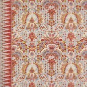 Tissu Tamerlane Strawberry Brunschwig and Fils