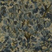 Tissu Great Ming Blue Brunschwig and Fils