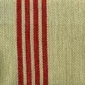 Tissu Driftwood Stripe Barn Ralph Lauren