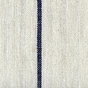 Tissu Ice House Stripe Chambray Ralph Lauren