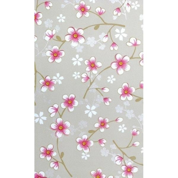 Cherry Blossom Wallpaper Pip Studio Khaki 313022