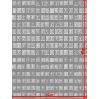 Penny Post Wallpaper Buff Andrew Martin