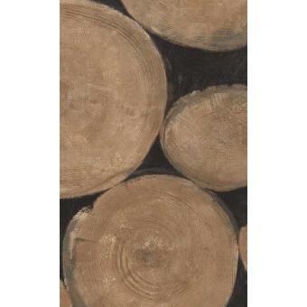 Lumberjack Wallpaper Beech Andrew Martin