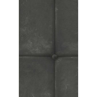 Colonial Wallpaper Charcoal Andrew Martin