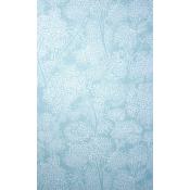 Papier peint Woodsford Bleu Ciel Nina Campbell