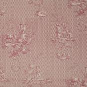 Tissu Les Enfants Black/Sand Marvic Textiles