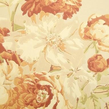 Mulberry tissu d 39 ameublement et papier peint anglais - Tissus d ameublement anglais ...