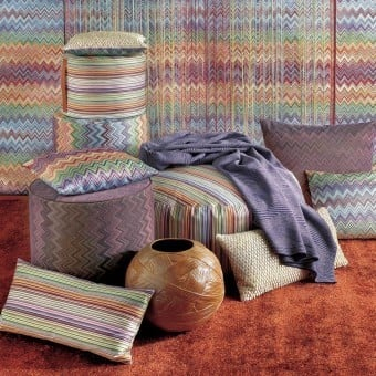 Jarris Carré Cushion Automne Missoni Home