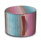 Cylindre Jacaranda Multicolore Missoni Home