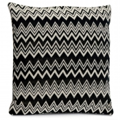 Coussin Orvault Carré Graphite Missoni Home