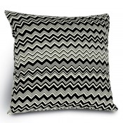 Coussin Tobago Graphite Missoni Home