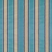 Velours Salon Stripe Caraibe Osborne and Little