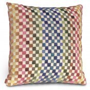 Coussin Maseko Carré Prune Missoni Home
