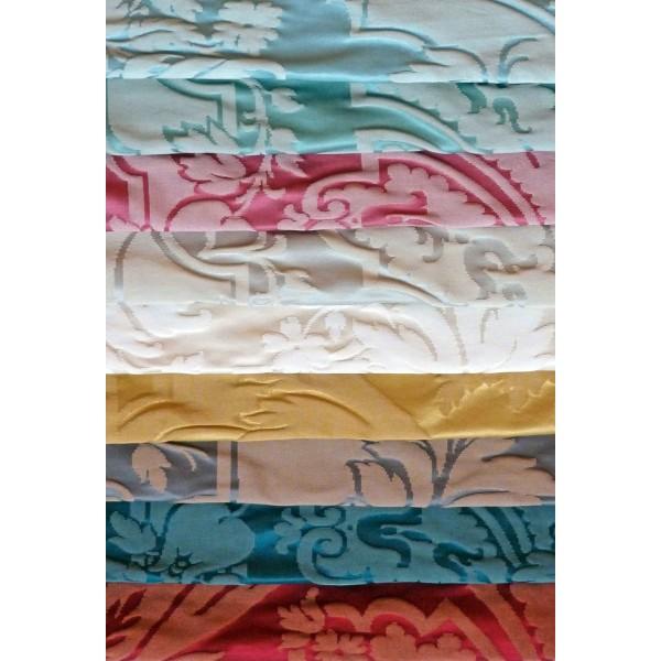 tissu grand dauphin tassinari et chatel. Black Bedroom Furniture Sets. Home Design Ideas