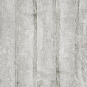 Papier peint Concrete 03 Étain NLXL by Arte