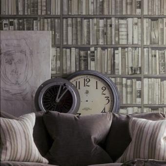 Library Wallpaper Cocoa Andrew Martin