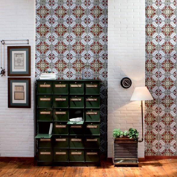 Papier Peint Art Deco - Coordonne on