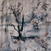 Tissu Vagabond Terre Jean Paul Gaultier