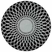 Tapis Trama 225 cm de diamètre Gan Rugs
