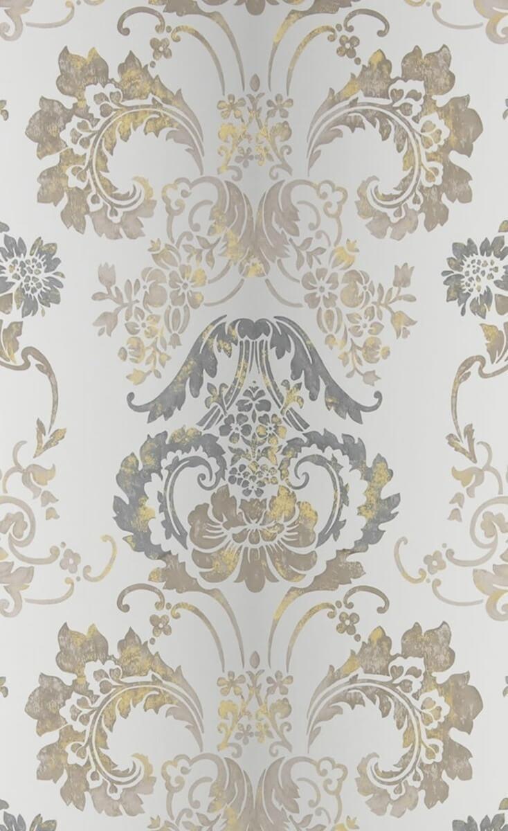 papier peint kashgar designers guild. Black Bedroom Furniture Sets. Home Design Ideas