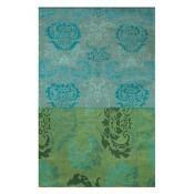 Tapis Kashgar jade 200x300 cm Designers Guild