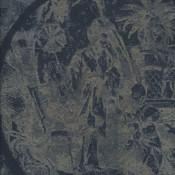 Revêtement mural Medaillon Grège Arte