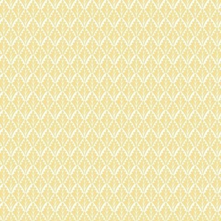 Papier peint Lee Priory Cole and Son Jaune 88/6023 Cole and Son