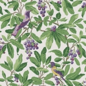 Papier peint Royal Garden Purple Cole and Son