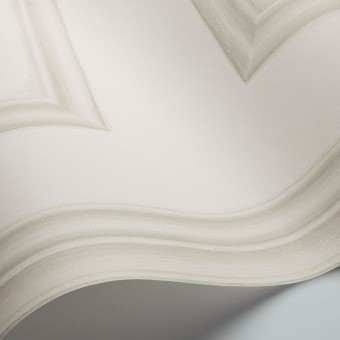 Bordure Library Blanc Cole and Son