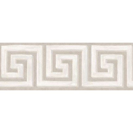Bordure Queens Key Cole and Son Grey/Stone 98/9040 Cole and Son