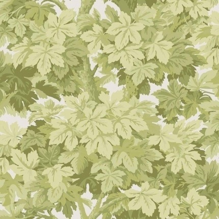 Papier peint Great Vine Cole and Son Olive 98/10046 Cole and Son