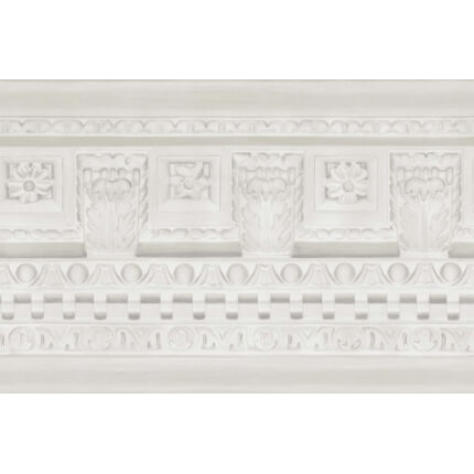 Bordure Georgian Cole and Son Blanc 98/11049 Cole and Son