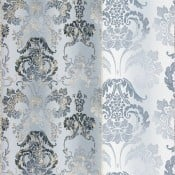 Tissu Kashgar Linen Designers Guild