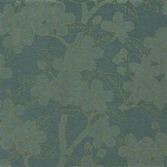 Papier peint Camellia Charcoal Little Greene