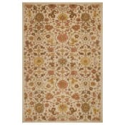 Tapis Babylone Orange Nobilis