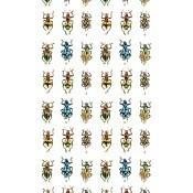 Papier Peint Insecten Multicolore Curious Collections