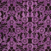 Velours Brocatelle Myrtille Designers Guild