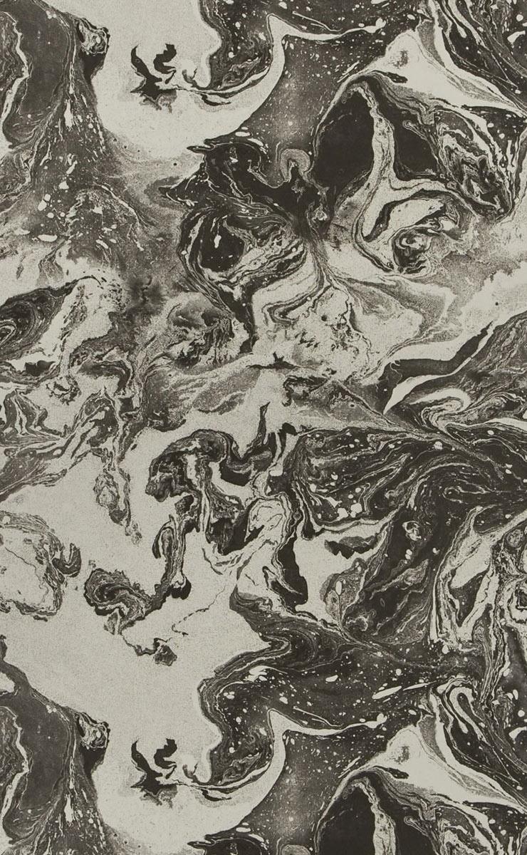 papier peint bain de minuit - christian lacroix