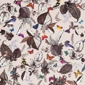 Papier peint Bird Song Multicolore Osborne and Little