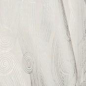 Tissu Glyphe Argent Lelièvre