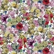 Tissu Orangerie Rose Designers Guild
