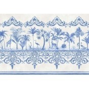 Bordure Rousseau Cobalt Cole and Son